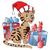 クリスマス · サンタクロース · 帽子 · 猫 · ペット - ストックフォト © morphart