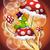 mushrooms illustration stock photo © morphart