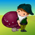 gnome illustration stock photo © morphart