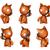 funny · gatito · hablar · teléfono · móvil · 3D · imagen - foto stock © motttive