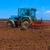 tractor · campo · primavera · ruso · agricultura · cielo - foto stock © motttive