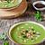 házi · készítésű · póréhagyma · leves · pár · tálak · étel - stock fotó © mpessaris
