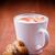 valentijnsdag · hart · cookies · Rood · koffiekopje - stockfoto © mpessaris