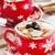 йогурт · Рождества · Кубок · корицей · фотография - Сток-фото © mpessaris
