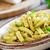 pesto · delicioso · manjericão · azeite · nozes · parmesão - foto stock © mpessaris