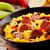 メキシコ料理 · 黄色 · コメ · レストラン · ディナー · プレート - ストックフォト © mpessaris