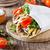grecki · sos · tradycyjny · kanapkę · mięsa · pomidorów - zdjęcia stock © mpessaris