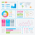 modern infographic elements in flat style vector eps10 stock photo © mpfphotography