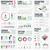 ビッグ · カラフル · セット · インフォグラフィック · ビジネス · 要素 - ストックフォト © mpfphotography