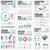 grande · vector · establecer · infografía · elemento · elementos - foto stock © mpfphotography