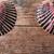 nat · schelpen · houten · druppels · zee · oranje - stockfoto © mrakor