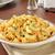 maccheroni · insalata · piatto · tavolo · da · picnic · alimentare · tavola - foto d'archivio © msphotographic