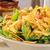 taco · salátástál · saláta · tortilla · csíkok · tyúk - stock fotó © msphotographic