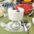 バニラ · ヨーグルト · 液果類 · イチゴ · ブルーベリー · レモン - ストックフォト © msphotographic