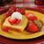 aardbei · cake · vers · viering · zoete · mint - stockfoto © msphotographic