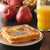 français · Toast · déjeuner · fraîches · baies · érable - photo stock © msphotographic