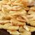 banana · batatas · fritas · frito · fresco · saudável - foto stock © msphotographic