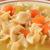 tavuk · çorba · çanak · basit · ayarlamak - stok fotoğraf © msphotographic