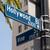 híres · jelzőtábla · utca · óceán · vezetés · Miami - stock fotó © msphotographic
