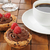 coffee with chocolate mousse dessert cups stock photo © msphotographic