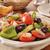 salata · zeytin · tatlı · yalıtılmış - stok fotoğraf © msphotographic