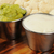 ranch dip guacamole and cauliflower stock photo © msphotographic