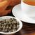 egész · levél · zöld · tea · pult · tea · táska - stock fotó © msphotographic