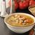 fincan · tavuk · pirinç · çorba · sıcak · hizmet - stok fotoğraf © msphotographic