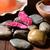 rózsaszín · fürdő · egészségügy · fehér · űr · szöveg - stock fotó © msphotographic