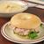 tonhal · szendvics · nyitva · szendvicsek · fehér · baba - stock fotó © msphotographic