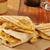 chicken quesadillas stock photo © msphotographic