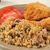 bean · maïs · salade · alimentaire · grain · repas - photo stock © msphotographic