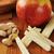 saudável · comida · nozes · maçã - foto stock © MSPhotographic