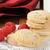 raspberry shortbread cookies stock photo © msphotographic