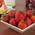 fresh strawberries with shortcake stock photo © msphotographic