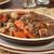 estofado · de · res · zanahorias · alimentos · fotografía · hierbas · dentro - foto stock © msphotographic