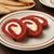 red velvet cake roll stock photo © msphotographic