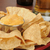 nachos · cerveja · servido · mesa · de · madeira · beber · garrafa - foto stock © msphotographic