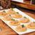 jambon · tepsi · Şükran · Günü · yemek · masası · buğday - stok fotoğraf © msphotographic