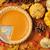 カボチャ · パイ · スライス · 全体 · 自家製 · ホイップクリーム - ストックフォト © msphotographic