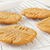 peanut butter cookies on a cooling rack stock photo © msphotographic