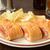 ripieno · mozzarella · sandwich · foto · olio - foto d'archivio © msphotographic