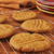 fresh baked peanut butter cookies stock photo © msphotographic