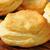 hot · biscuits · rustiek · houten · tafel · voedsel - stockfoto © msphotographic