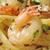shrimp scampi and linguine stock photo © msphotographic