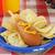 batatas · fritas · branco · fundo · jantar - foto stock © msphotographic