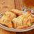 アジア · フライド · 皿 · 甘い · ソース · 竹 - ストックフォト © msphotographic