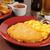 mozzarella · salsa · di · pomodoro · ristorante · formaggio - foto d'archivio © msphotographic