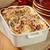 krumpli · krumpli · sajt · mártás · sonka · étel - stock fotó © msphotographic