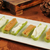 celery with cream cheese and peanut butter stock photo © msphotographic
